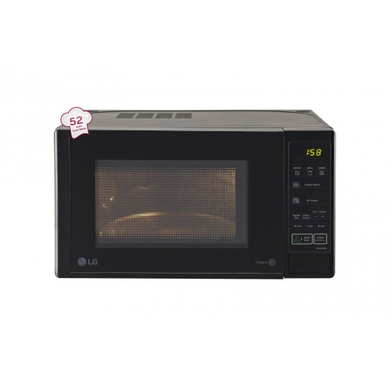 LG Microwave MH6044DB 20Liters Grill with Glass Door