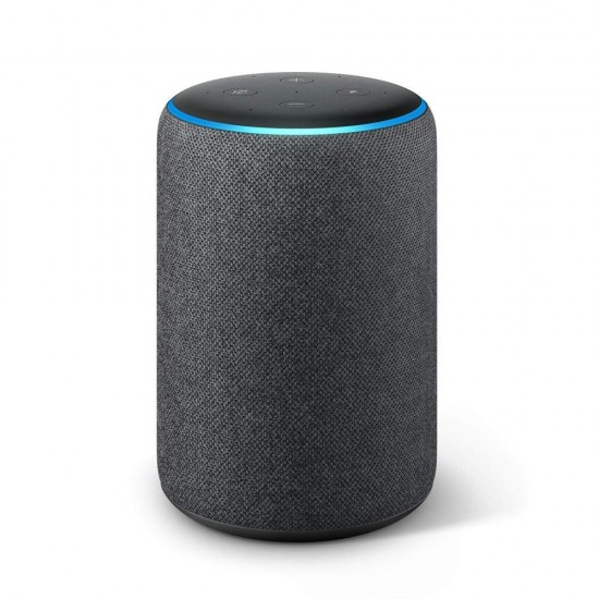 Amazon Echo Plus 2nd Generation Premium Sound With A Built In
